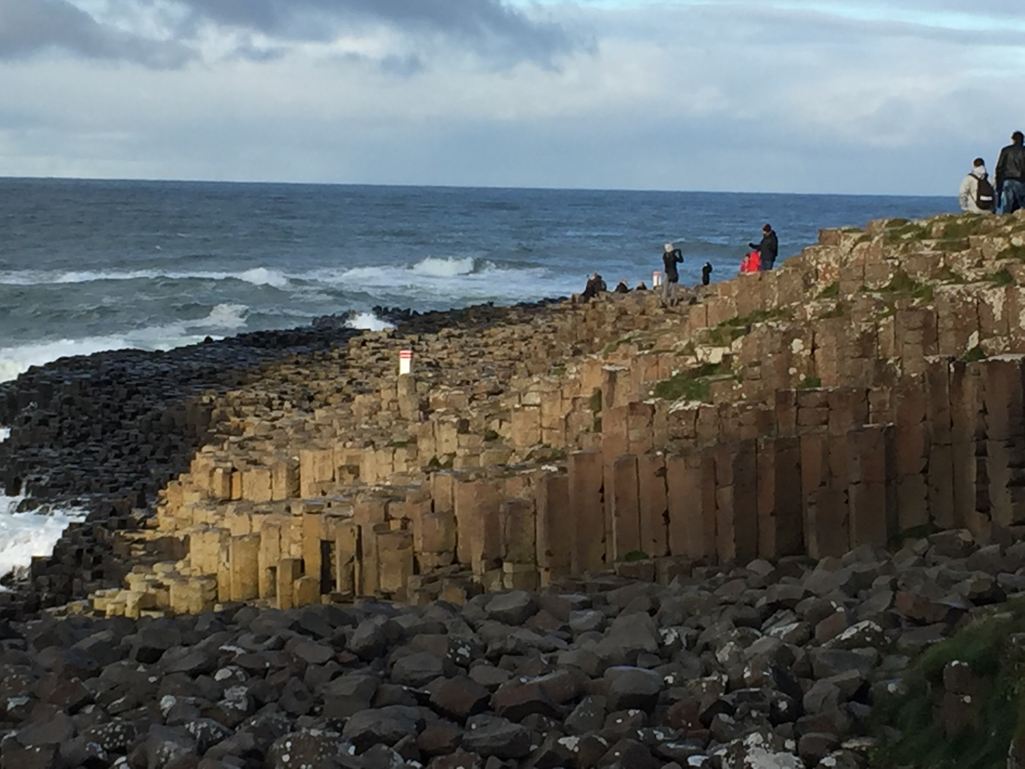 Exploring Ireland's Natural Beauty - Giants Causeway