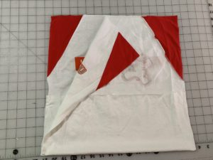 How To Make An Easy T-Shirt Pillow
