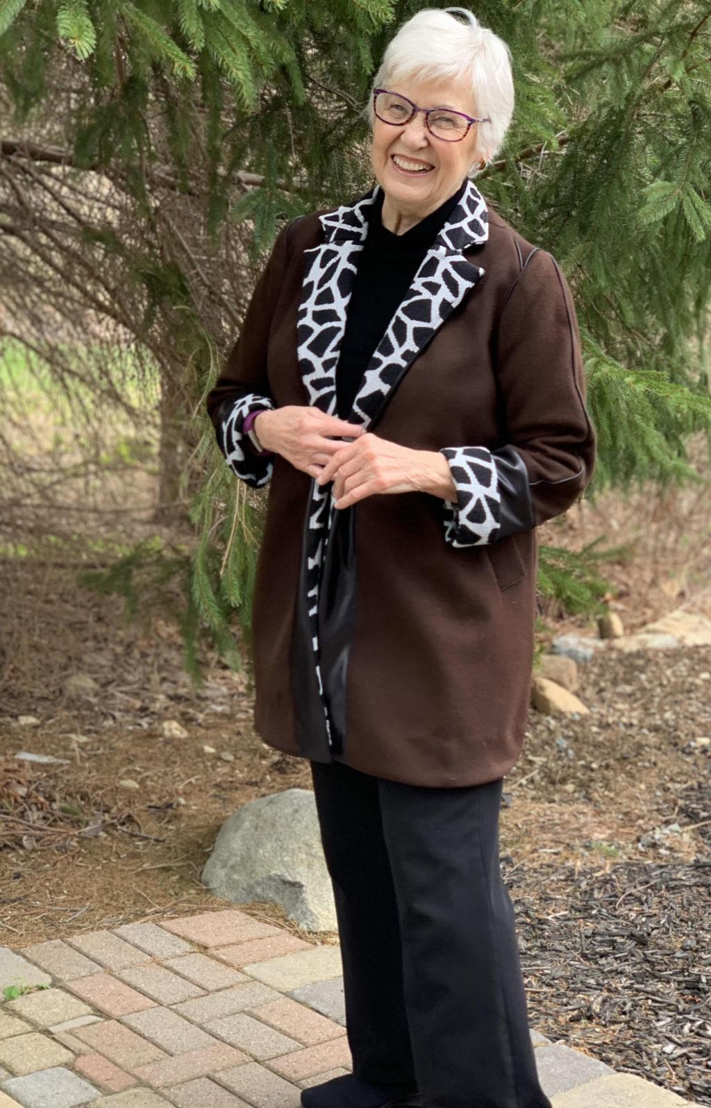 Wool Coat Upcycle