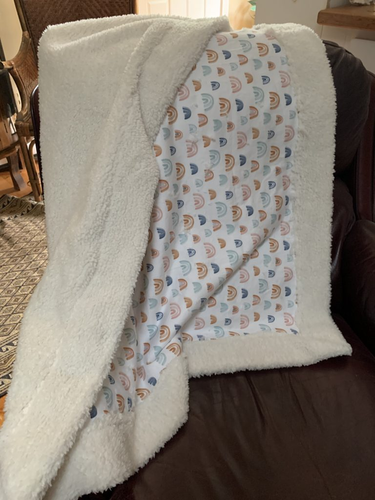 Make Your Own Minky Blanket