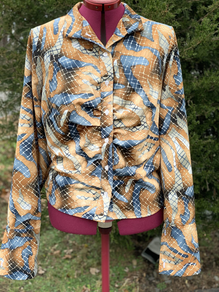 Craig's Blouse Sewing Pattern Review