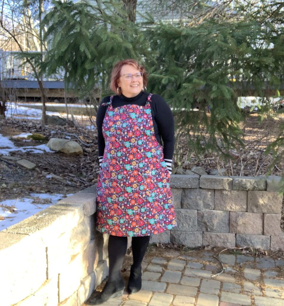 Dunga Dress pattern review